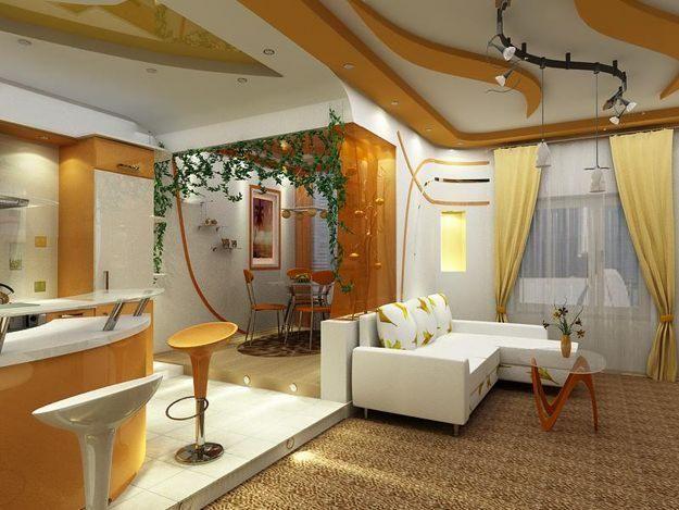Дизайн проект жилого помещения