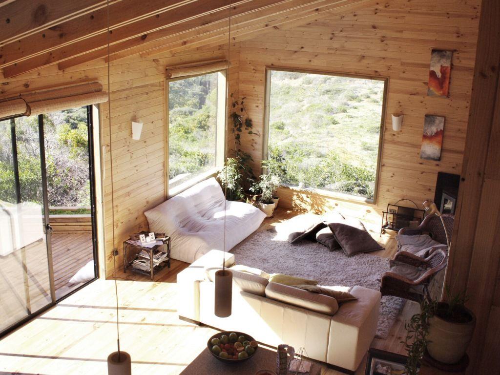 Дизайн-проект деревянного дома