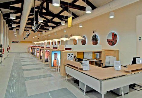 Дизайн интерьера общественных помещений
