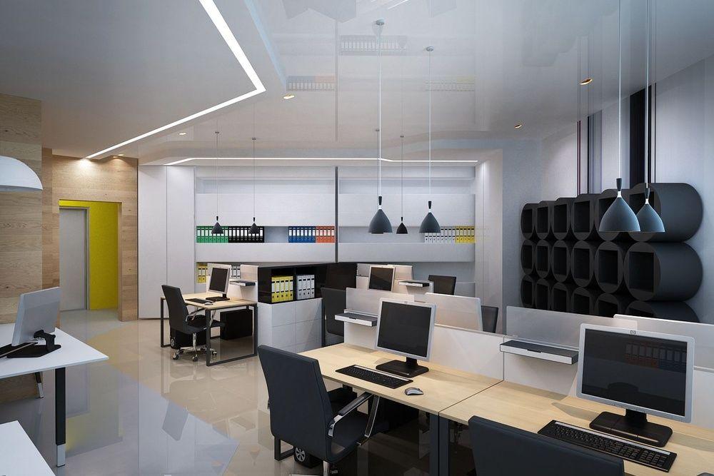 Готовый дизайн-проект офиса