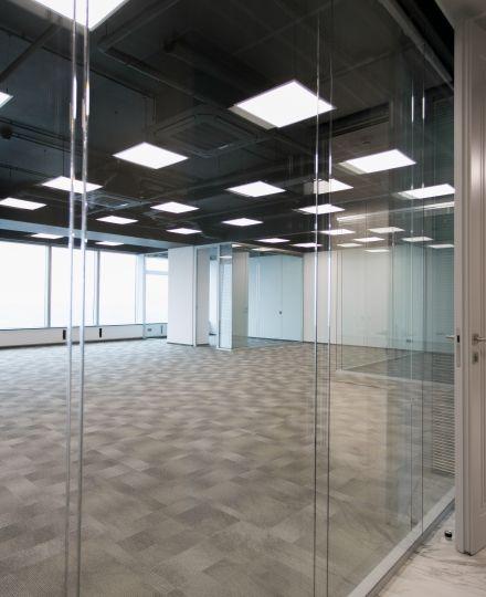 Входная зона офиса 200 м2 2016 г.