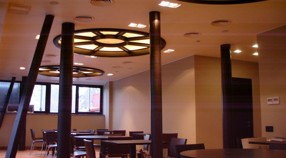 Дизайн проект ресторана на 50 мест