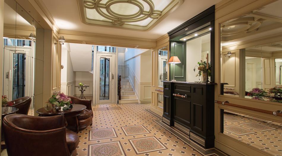 Дизайн гостиниц, отелей
