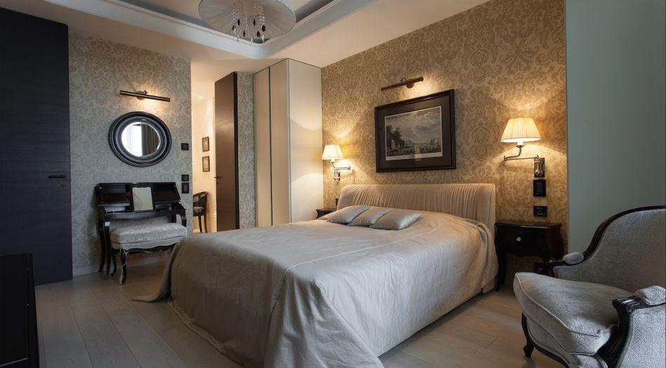 Design of apartments