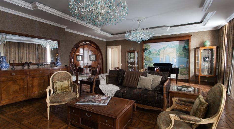 Дизайн интерьера гостиной, зала