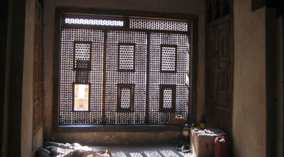 Design in MOROCCAN style