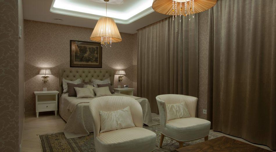 Design of residential interiors